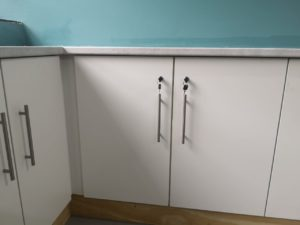Northlands Primary, installed by Rishan Calliden of Callis Kitchen