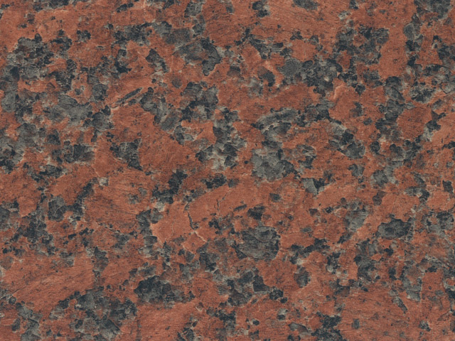 Colorado Red Granite : Postformed worktops boardprep